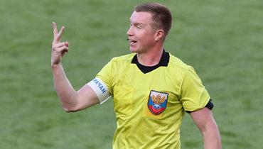 Хусаинов поддержал решение пожизненно отстранить арбитра Васильева