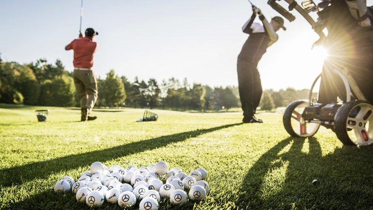 Гольф-турнир MercedesTrophy 2021 пройдет вРоссии с14 по18июля.