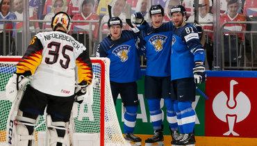 Сборная Финляндии обыграла Германию (2:1) ивышла вфинал ЧМ-2021.