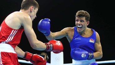 Российские боксеры бьются заолимпийские путевки. Видеотрансляция