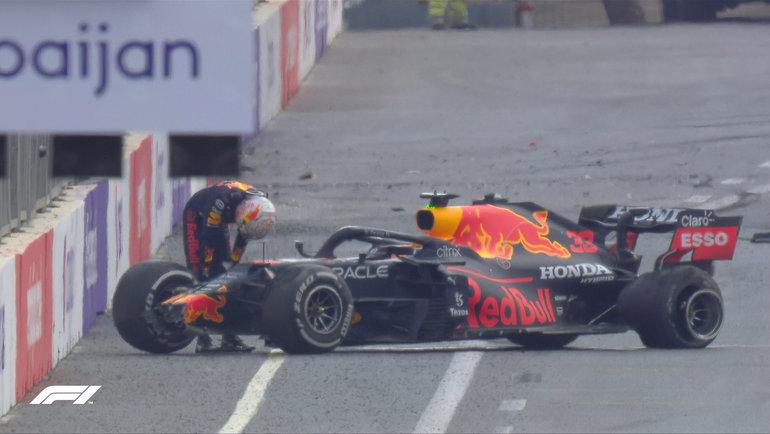 Макс Ферстаппен. Фото «Формула-1»