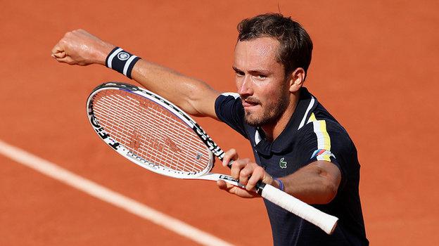 Даниил Медведев победил Кристиана Гарина на «Ролан Гаррос», 6июня