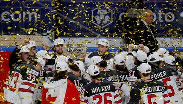 Сборная Канады выиграла чемпионат мира.