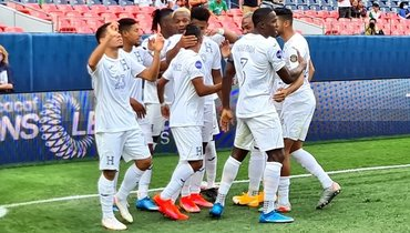 Гондурас победил Коста-Рику вматче затретье место Лиги наций КОНКАКАФ