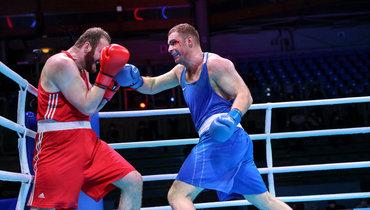 Полуфиналы европейской боксерской квалификации. Прямой эфир— в15.00