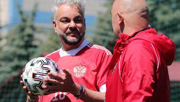 Фернандес отреагировал наситуацию сКиркоровым, перепутавшим игрока сОздоевым