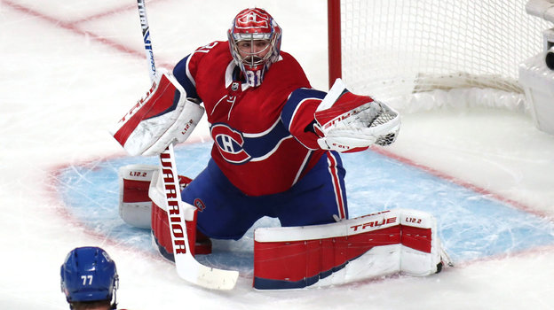 НХЛ, второй раунд плей-офф, колонка овратаре «Монреаля» Кэри Прайсе