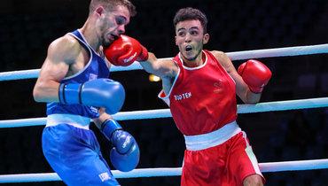 Полуфиналы европейской боксерской квалификации. Прямой эфир— в19.00
