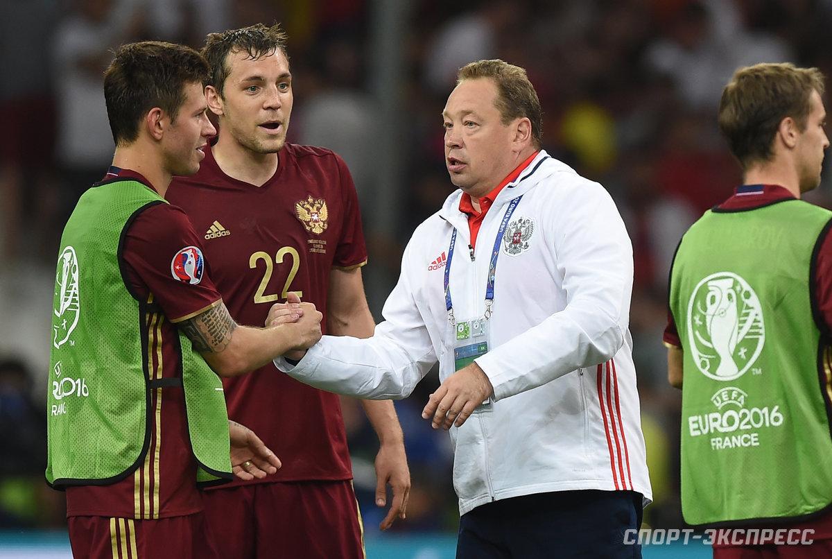 Прошлый Евро Россия провалила из-за травм— Слуцкий потерял четырех важных игроков. Как получится уЧерчесова?