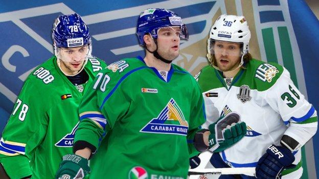 Зарплаты клубов КХЛ всезоне-2021/22, сколько получают хоккеисты Салавата Юлаева