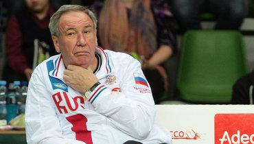Тарпищев назвал состав женской сборной России потеннису наОлимпиаду вТокио