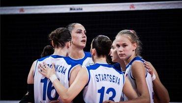 Турция— Россия— 3:2, обзор матча Лиги наций, волейбол, женщины, 8июня 2021 года