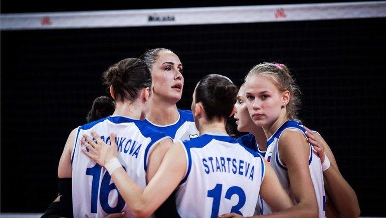8июня. Турция— Россия— 3:2. Фото volleyballworld, Instagram