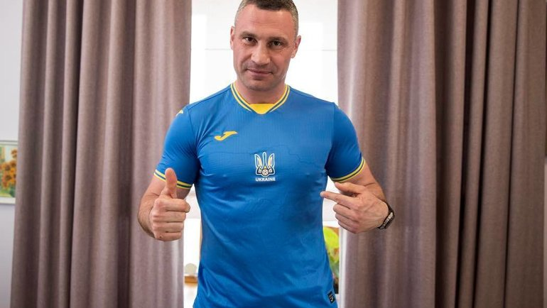 Виталий Кличко. Фото Facebook.