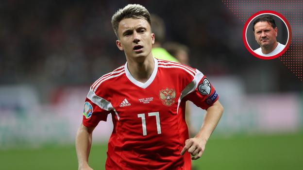 Колонка Дмитрия Аленичева: состав сборной России против Бельгии начемпионате Европы-2020