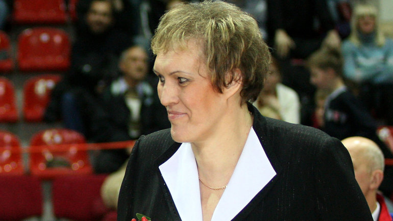 Ульяна Семенова. Фото Вячеслав Евдокимов