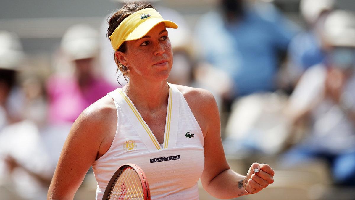Павлюченкова— герой «Ролан Гаррос». Две волевые победы подряд ипервый полуфинал турнира «Большого шлема» вкарьере
