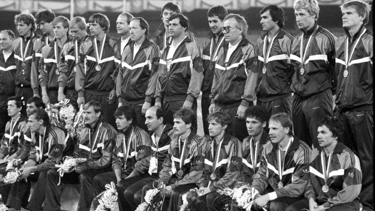 1998 год. Сборная СССР наОлимпиаде. Фото Игорь Уткин