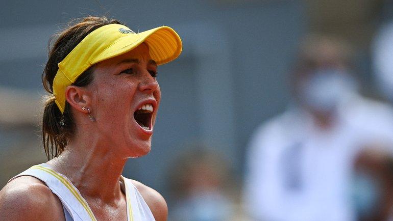 Анастасия Павлюченкова. Фото Reuters