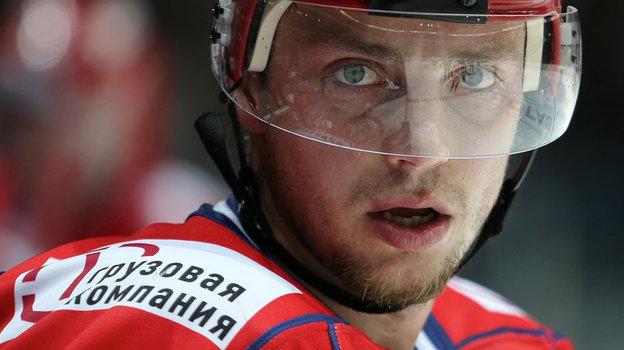 2009 год. Иван Ткаченко. Фото photo.khl.ru