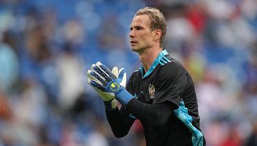 Антон Шунин: «Приложим все усилия, чтобы хорошо сыграть против Бельгии»