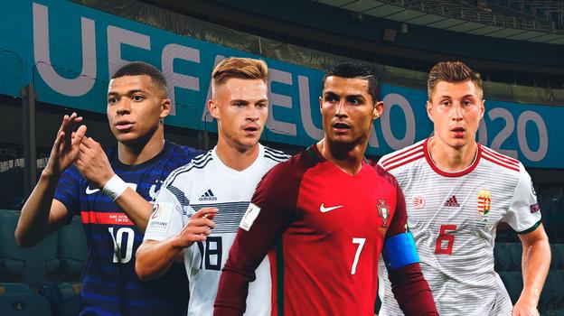 Евро 2020, группа F: расписание матчей, даты ивремя начала игр, прогноз, факты исоставы сборных
