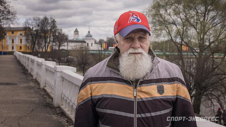 Леонид Ткаченко. Фото Юрий Голышак, «СЭ»