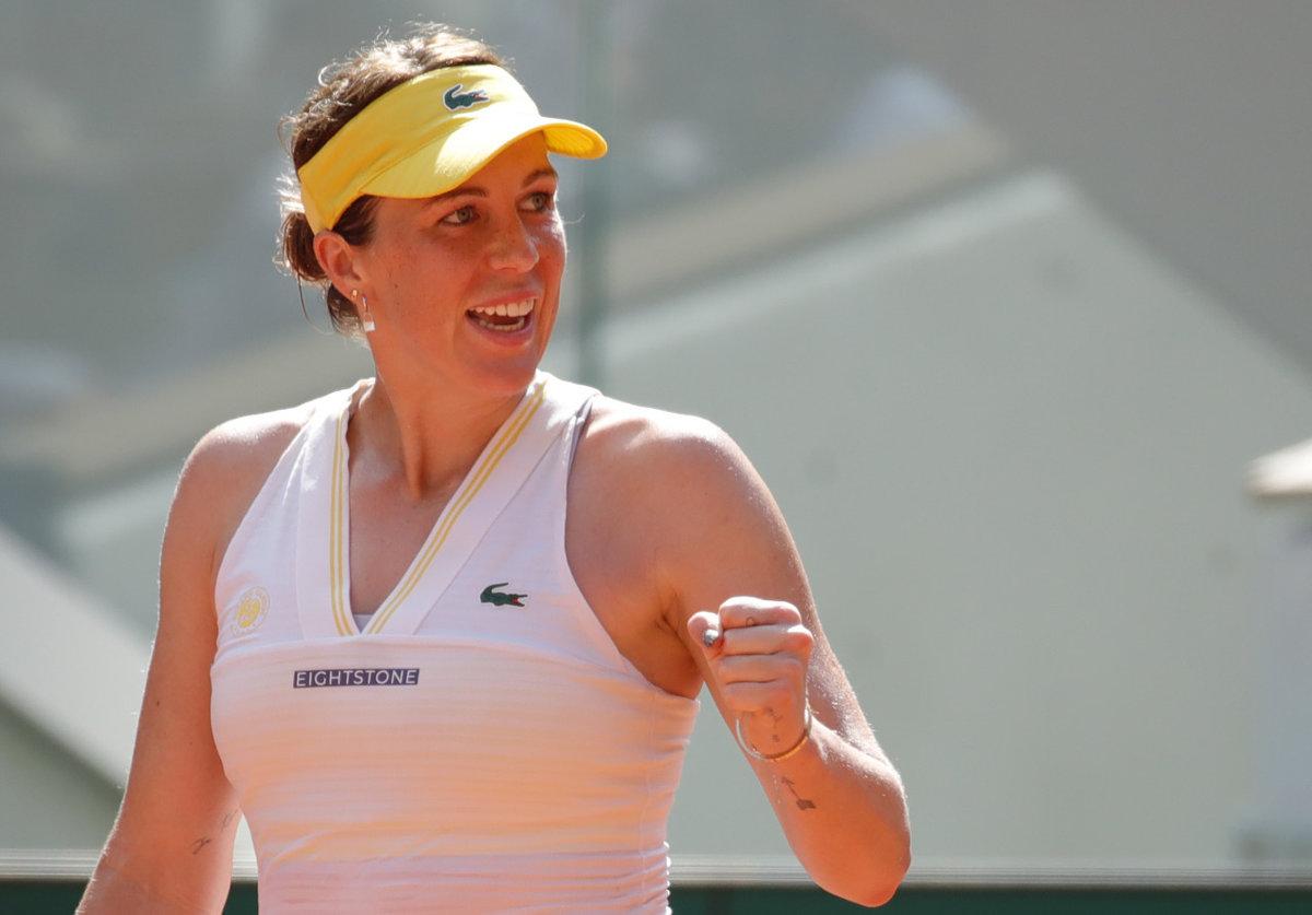 Браво, Анастасия! Павлюченкова вышла вфинал турнира «Большого шлема» с52-й попытки