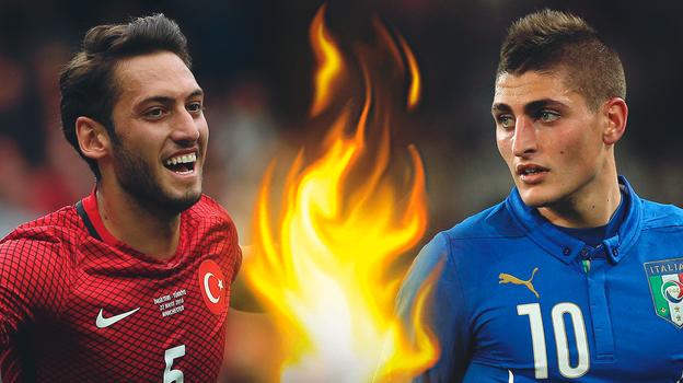Чемпионат Европы-2020: матч открытия. Италия иТурция устроят праздник