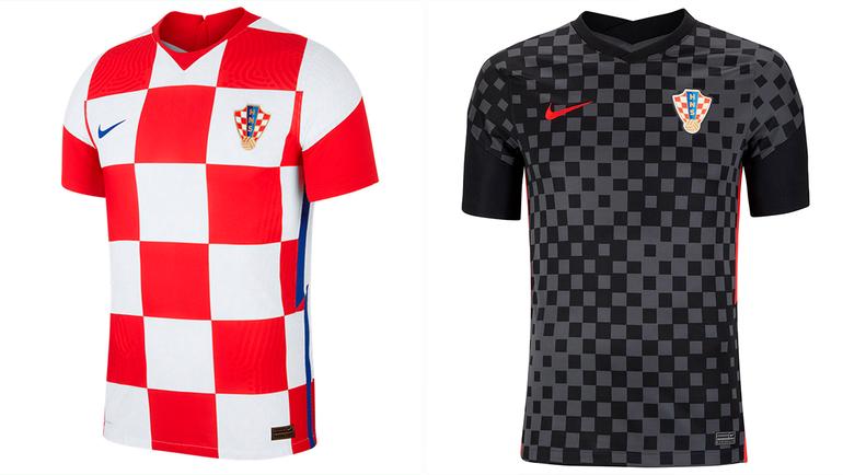 Форма сборной Хорватии.