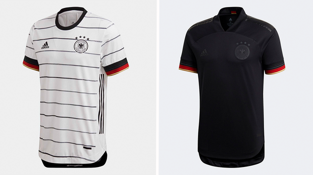 Форма сборной Германии.