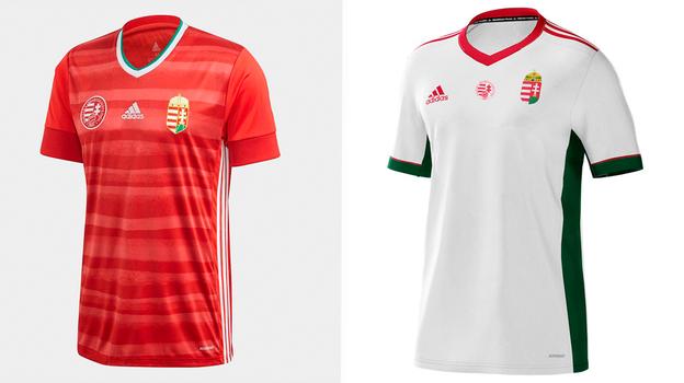 Форма сборной Венгрии.