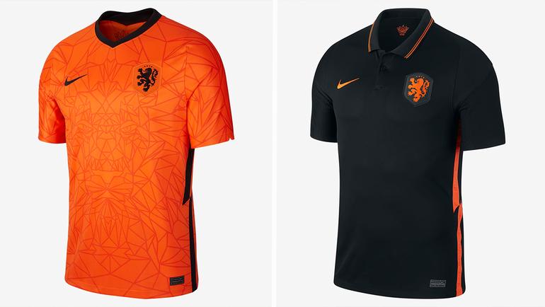 Форма сборной Голландии.