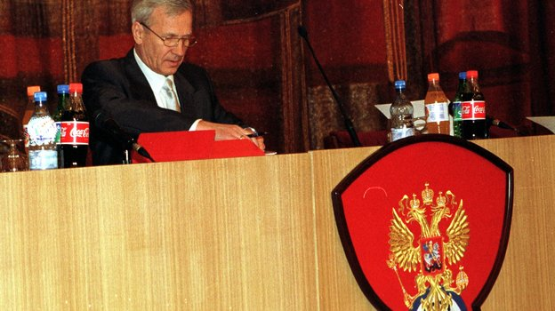 1999 год. Вячеслав Колосков. Фото Дмитрий Солнцев