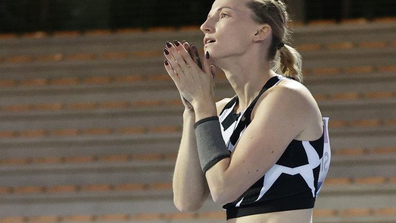 Анжелика Сидорова. Фото Reuters