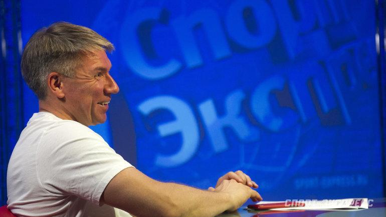 Алексей Сорокин. Фото Федор Успенский, «СЭ»