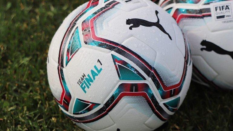 ФНЛ представила дизайн мяча нановый сезон. Фото Instagram