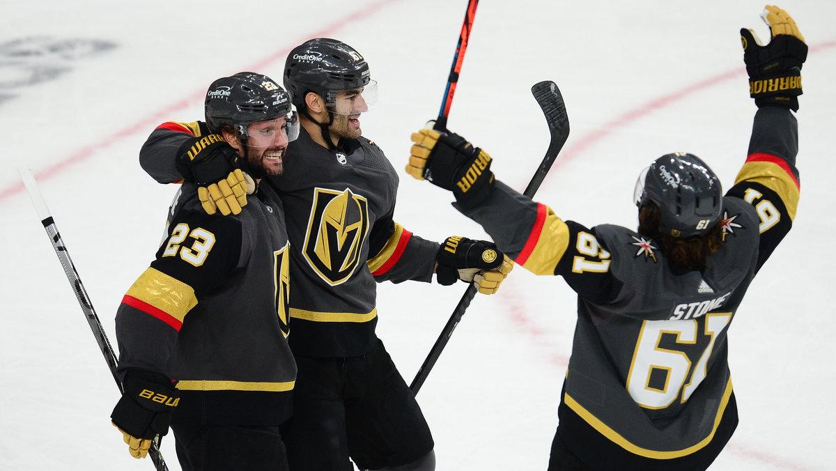 Ярчайшая серия плей-офф НХЛ: «Вегас» проиграл первые два матча, ноидет дальше
