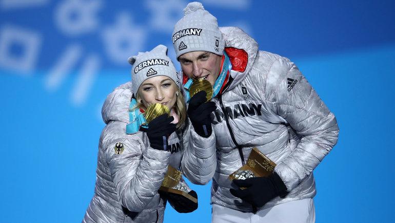 Алена Савченко иБруно Массо. Фото Clive Mason/Getty Images