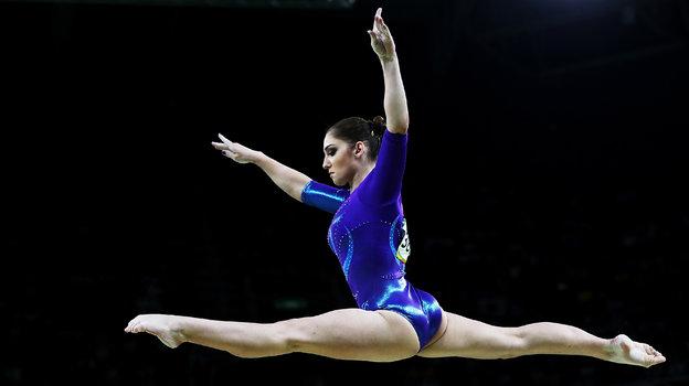 Алия Мустафина. Фото Elsa/Getty Images
