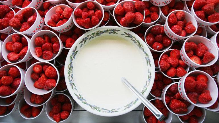 Что будет, если есть клубнику каждый день? Фото Julian Finney/Getty Images
