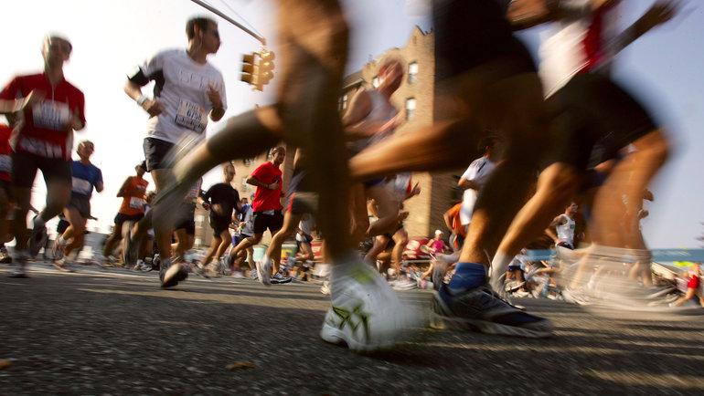 Как правильно бегать? Фото Spencer Platt/Getty Images