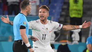11июня. Турция— Италия— 0:3. Данни Маккели иЧиро Иммобиле.