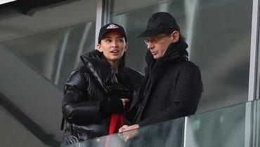 Зарема Салихова вспомнила про обещание Газизова привести в «Спартак» лидера сборной Турции