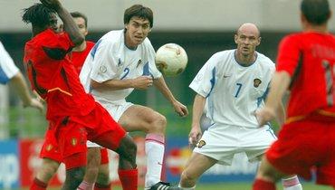 Интервью Онопко: тот самый матч Россия— Бельгия наЧМ-2002 истарт наЕвро