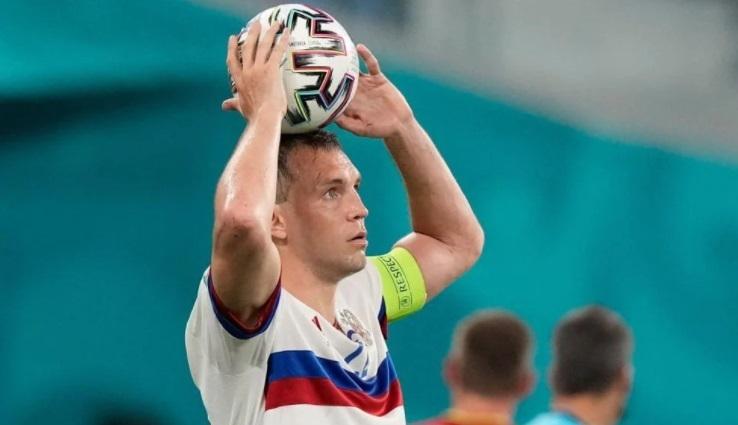 Артем Дзюба. Фото УЕФА
