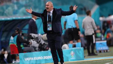 «Уверен, Стас знает, что сказать игрокам перед матчем сфиннами». Никифоров— осборной России