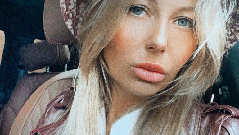 Ольга Семенова. Фото Instagram