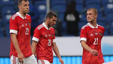Хусаинов оперспективах сборной России наЕвро: «Нет ощущения, что эта команда будет прибавлять»