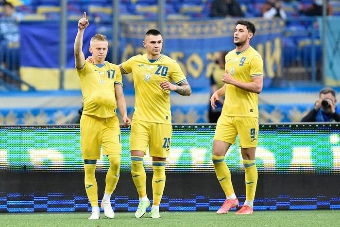 Сборная Украины сыграет против Голландии наЕвро-2020. Фото Instagram